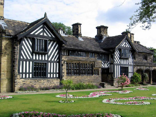 Shibden Hall, photograph by Rictor Norton
