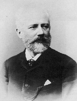 Tchaikovsky at the height of his fame