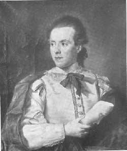 Thomas Gray richard west