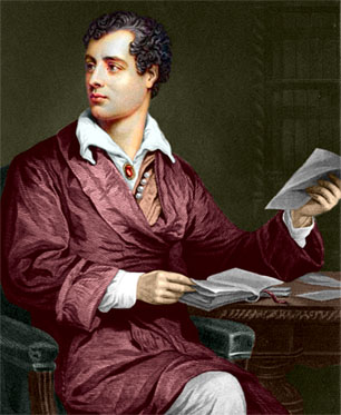Gay Love Letters through the Centuries Lord Byron